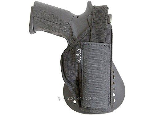 Smith Wesson Model 19 Nylon Paddle Holster
