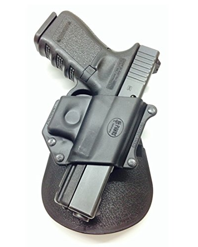 Fobus Tactical GLB Booming Super Spectra Standard Right Hand Conceal Carry Polymer Holster For Glock 19  17  22  23  34  35