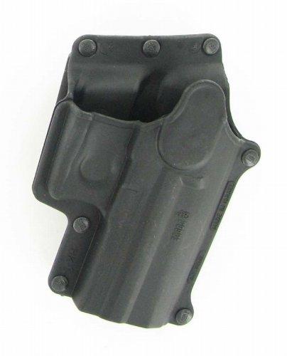 Fobus Tactical HK-1 BH Standard Right Hand Belt Conceal Carry Polymer Holster H&K USP Compact 9mm 40 cal 45 cal  Taurus PT11 PT140 PT111-Black