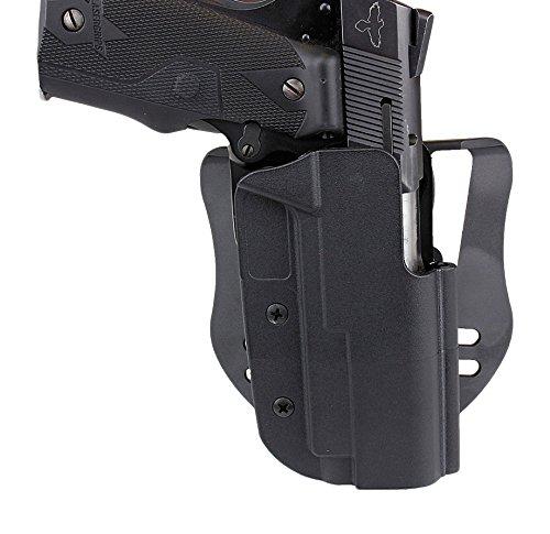 Blade Tech Industries Revolution Belt Fits Glock 172231 Holster Right Black