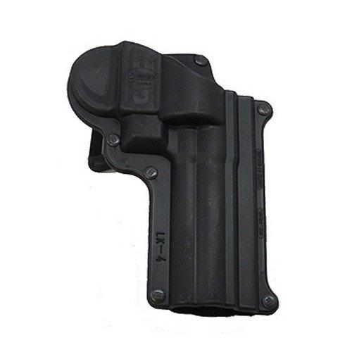 Fobus Roto Holster RH Belt SW4RB Smith Wesson 4 LK Frame Taurus 66 431 65