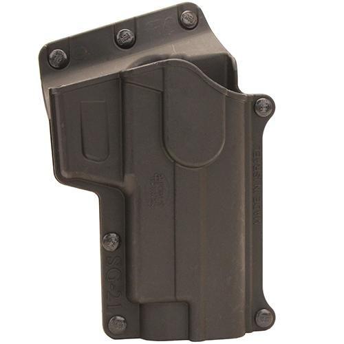 Fobus S&W 3913 3913T 3914 3919 Cs9 4013 5904 5906 6906 Standard Series 910 915 Roto-Holster Belt Black 2 14 Right