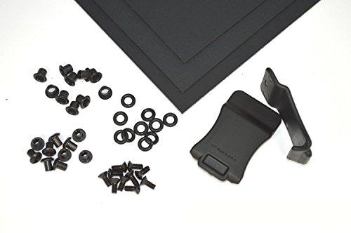 Kydex Holster DIY Kit wQuick Clips 15 Belts