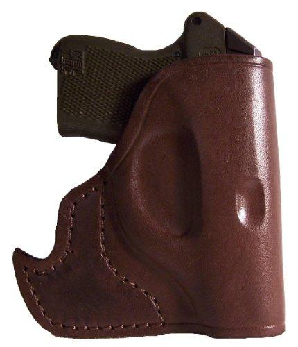 Leather Front Pocket Holster For COLT POCKETLITE 380