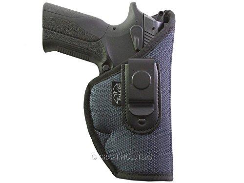 Ruger SR9 Concealed Carry Nylon Gun Holster