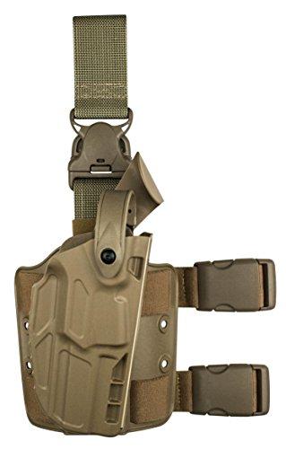 Safariland 7005 7TS SLS Tactical Beretta 92 Holster STX Flat Dark Earth Right