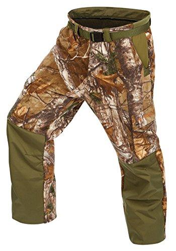 ArcticShield Mens Heat Echo Fleece Pants Realtree Xtra XX-Large