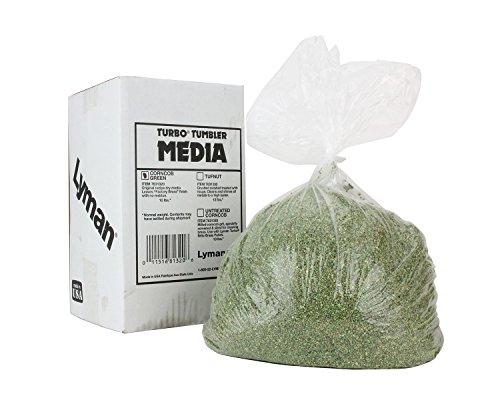 Lyman Reloading Tumbler Media Corncob 10-Pounds