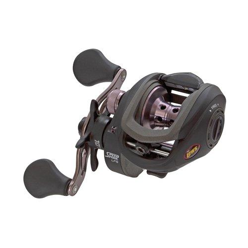 Lews Fishing Speed Spool LFS Baitcast Reel 7 oz120 yd12 lb751