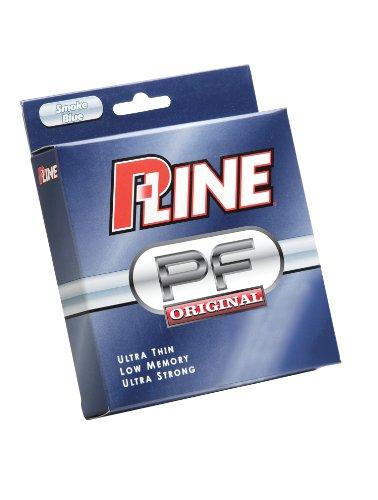 P-Line Original Filler Fishing Spool 300-Yard 4-Pound Smoke Blue