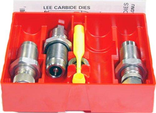 Lee Precision 44 Magnum Carbide 3-Die Set Silver