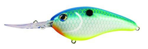 Strike King Pro-Model 6XD Deep Diving Freshwater Crankbait Citrus Shad