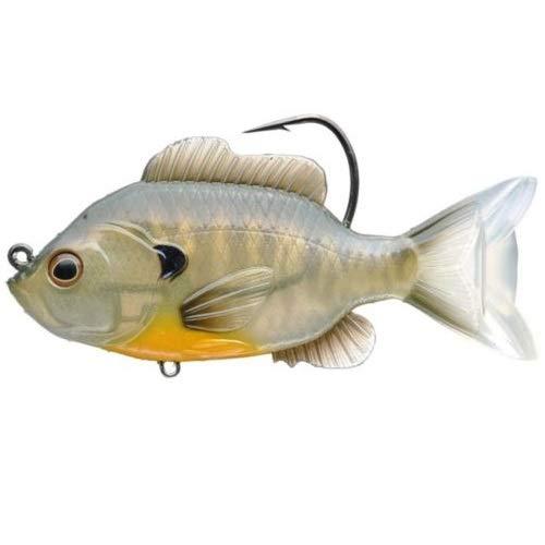 LiveTarget Sunfish Swimbait Freshwater 3 12 Length 12 oz 1-8 Depth Bronze Bluegill Per 1