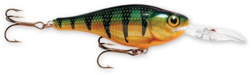 Rapala Shad Rap Rattlin Suspending 04 Fishing lure 15-Inch Perch