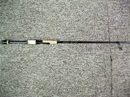 G Loomis GLX 842S SJR Spin Jig Spinning Rod