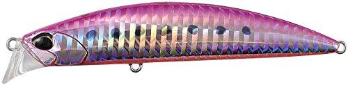 DUO Beach Walker Axcion AHA0168 Clear Pink Iwashi RB Heavy Sinking Minnow Optimized for Surf Fishing