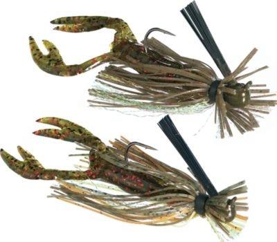 Stanley 2Pk Finesse Jig14 GrnpmpPmp fishing-equipment