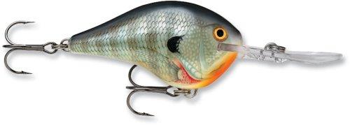 Rapala Dives-to 38 Oz Fishing lure Bluegill Size- 2