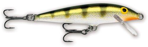 Rapala Original Floater 07 Fishing lure Yellow Perch Size- 275