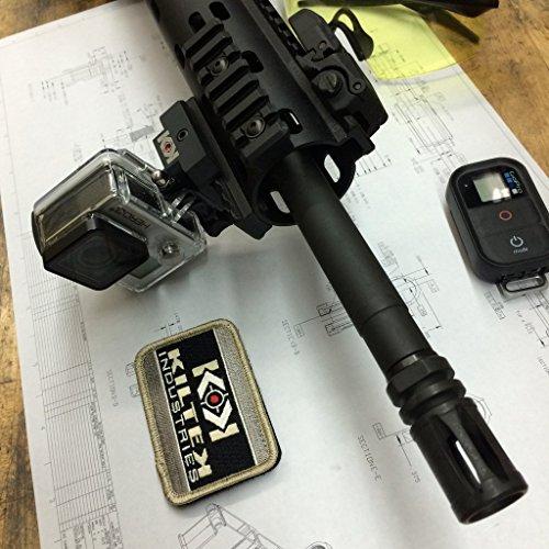 KILTEK GP01 GoPro Picatinny Adapter Black