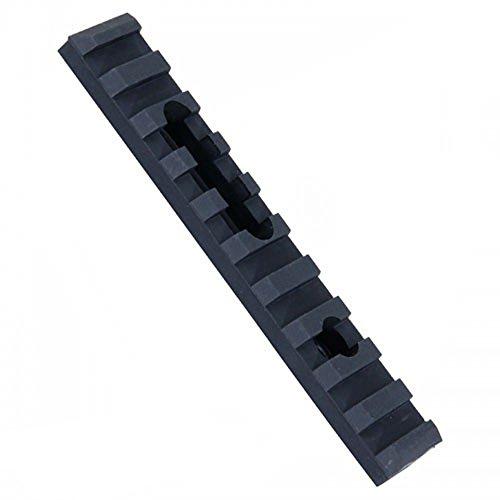 Ergo Grip 10 Slot M1913 Polymer Rail 1 Mounting Hole 1 Slot with Hardware