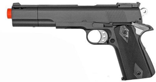 hfc hg-124 gold cup m1911 green gas airsoft handgun pistol 245 fpsAirsoft Gun