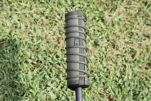 Subtac Full Auto High Temp Alpha SuppressorSilencer Cover 75 inch OD Green