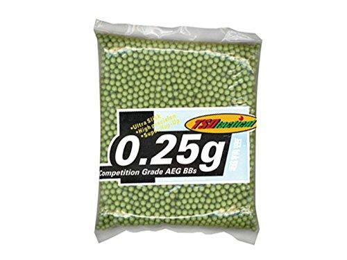 TSD Tactical 5000 ct Bag Plastic Olive Drab Green Airsoft BBs 6mm 025g