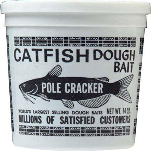 Catfish Charlie Pole Cracker Dough Bait