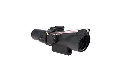 Trijicon ACOG 15 X 24 Scope Dual Illuminated Crosshair Reticle Red