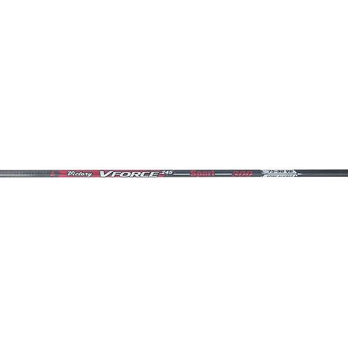 Victory Archery V-Force Sport Shafts One Dozen Black 350