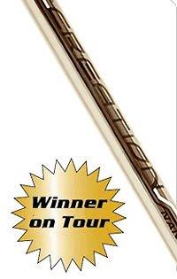 AccuFLEX CREATION 65 Silver ION 1 PGA Tour Golf Wood Shaft  Spine Align 335 - RSX or 2X Flex