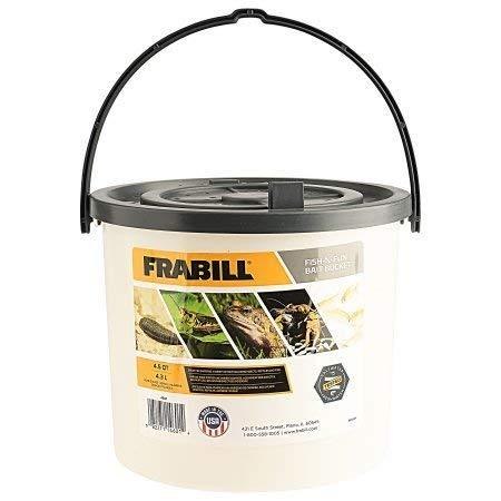 Frabill 45 Quart Bait Bucket