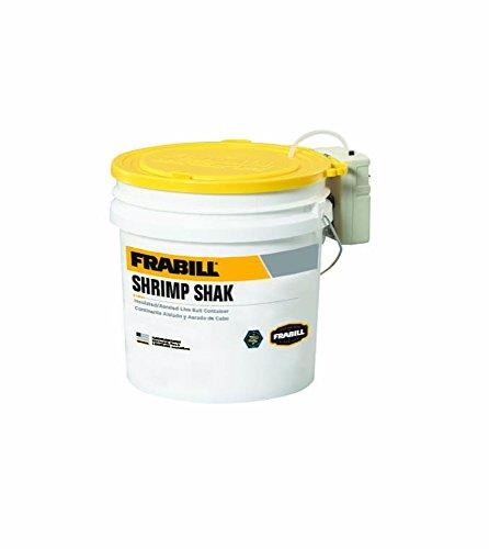 Frabill Shrimp Shak Bait Bucket with Aerator 425 gal