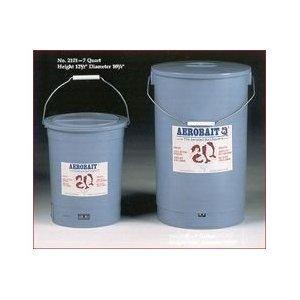 Magic Bait Aerobait Saver Bucket 7-Quart Blue