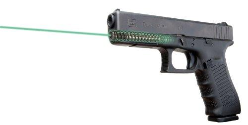 LaserMax Guide Rod Laser Glock 17 Generation 4 - Green LMS-G4-17G
