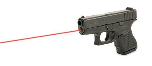 LaserMax Guide Rod Red Laser Sight for Glock 26 27 Gen 4 - LMS-1161-G4