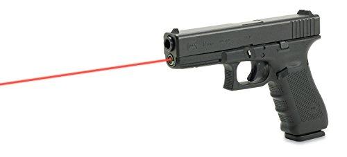 Lasermax Guide Rod Red Laser for Glock 17 34 Gen 4 - LMS-G4-17