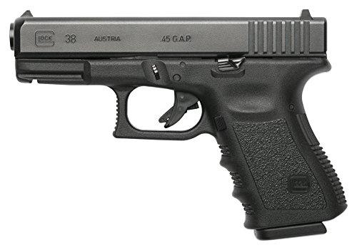 LaserMax Guide Rod Red Laser Sight for Glock 19 23 32 38 Fit Gen 1-3 Glocks