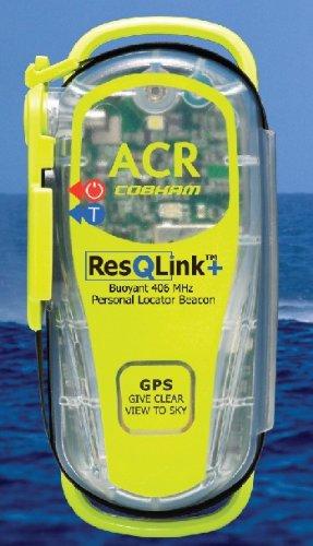 ACR ResQLink 406 GPS Buoyant Personal Locator Beacon