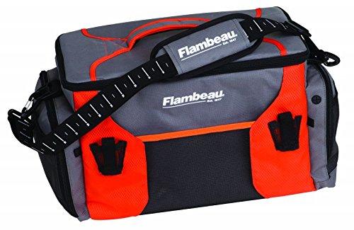 Flambeau Outdoors Ritual Tackle Bag OrangeGrey Large