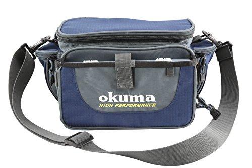 Okuma Fishing Tackle Soft Sided Tackle Bag Small