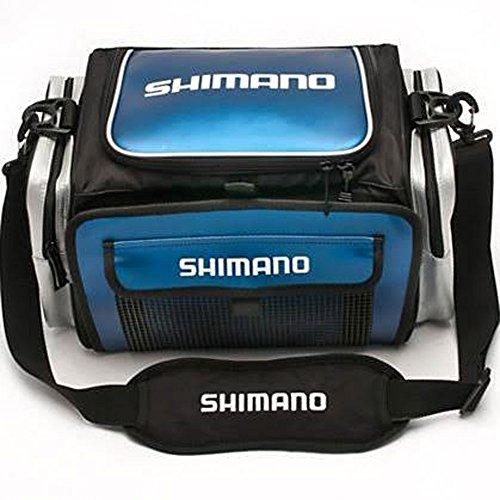 Shimano Borona Tackle Bag - Large - Navy