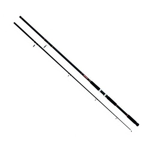 Saltwater Spinning Rod 2pc Daiwa 7ft Medium-heavy Spinning Fishing Rod Black